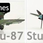 Junkers Ju-87 Stuka (Revell 1/48)