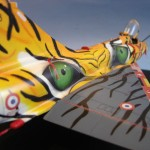 Maqueta Italeri Mirage 2000 Tiger Meet 01