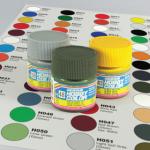 Tablas y cartas de colores