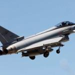 Nuevo Eurofighter EF-2000 Typhoon de Italeri a 1/72