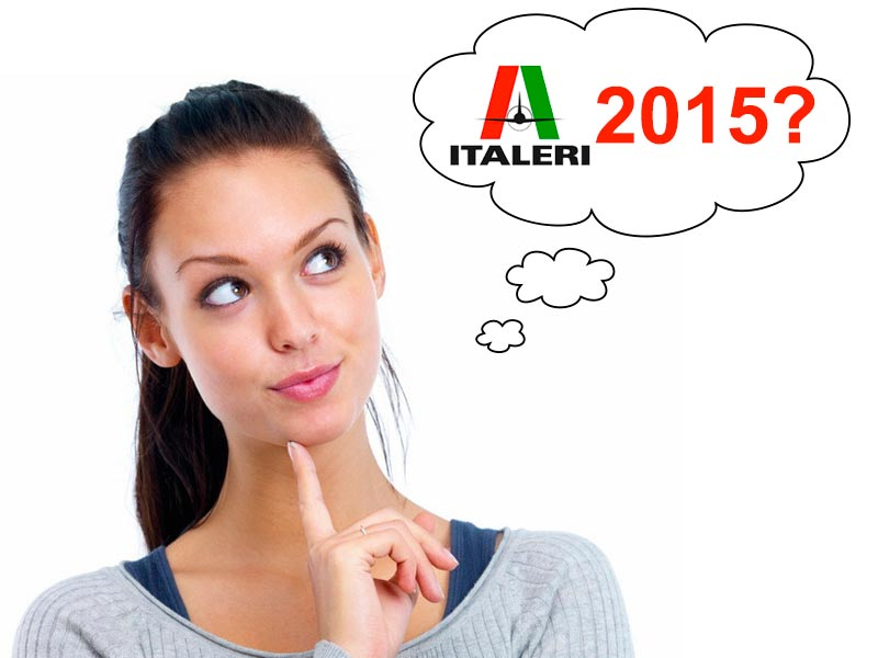 Ideas Catalogo Italeri 2015