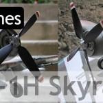 Maqueta A-1H Skyraider (Revell 1/48)