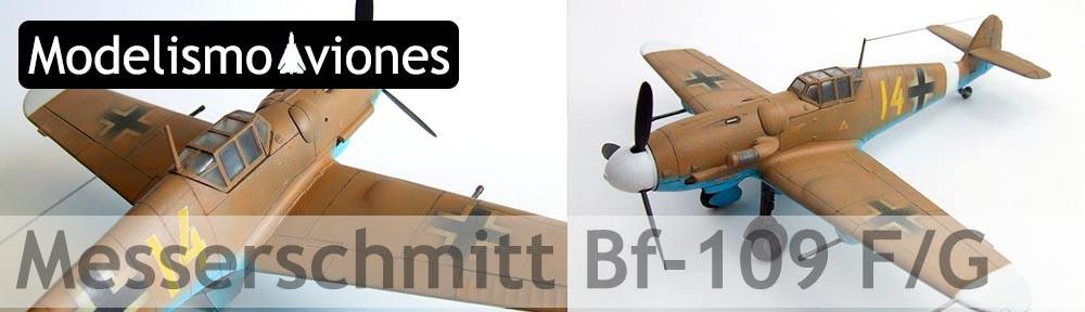 Maqueta Bf-109 F/G