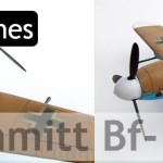 Maqueta Messerschmitt Bf-109 F/G (Fujimi 1/48)