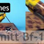 Maqueta Messerschmitt Bf-109E Trop (Hasegawa 1/32)