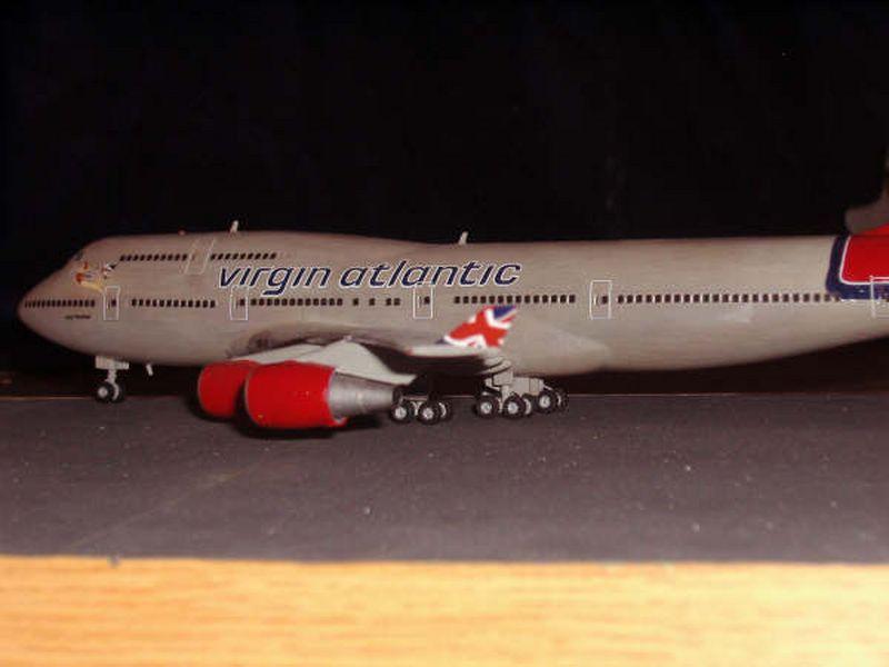 Maqueta Boeing 747 de Hasegawa 02