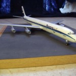 Maqueta Douglas DC-8 01