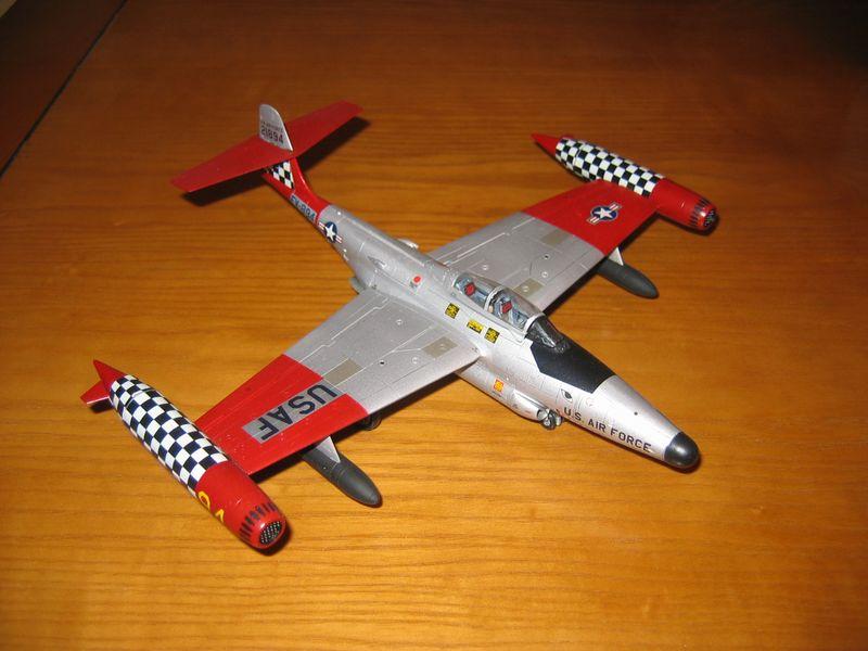 Maqueta F-89D Scorpion de Revell 01