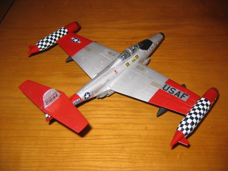 Maqueta F-89D Scorpion de Revell 02