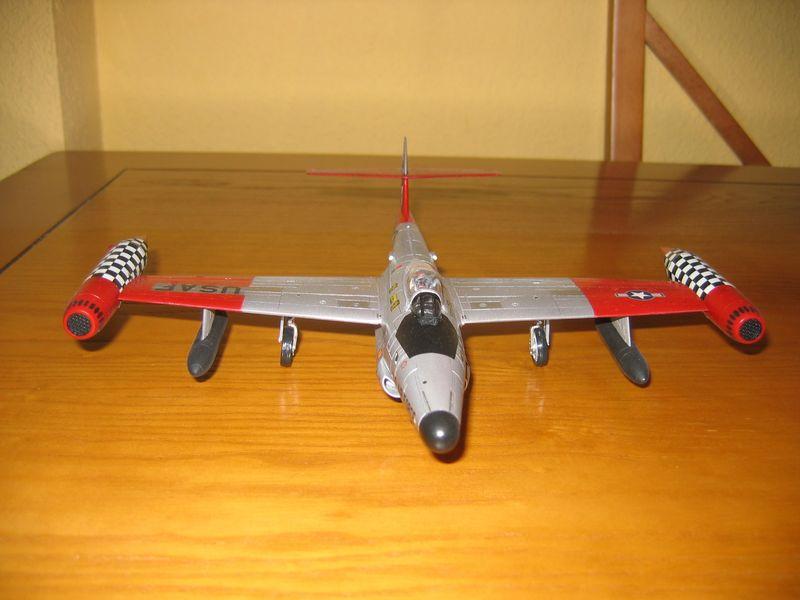 Maqueta F-89D Scorpion de Revell 03
