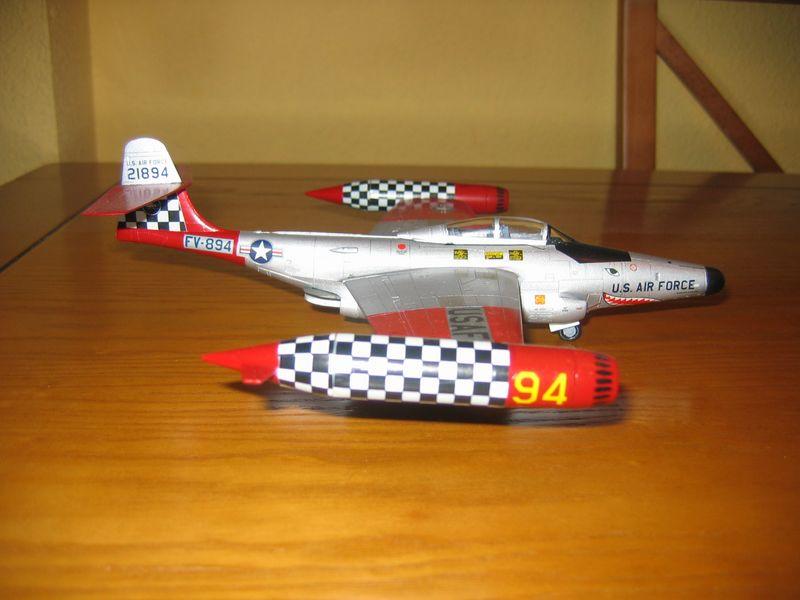 Maqueta F-89D Scorpion de Revell 04