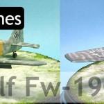 Maqueta Focke Wulf Fw-190 F-8 (Tamiya 1/48)