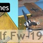 Maqueta Focke Wulf Fw-190 Trop (Tamiya 1/48)