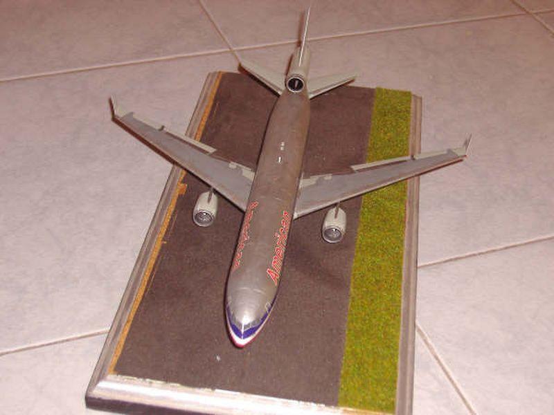 Maqueta MD-11 Hasegawa 01