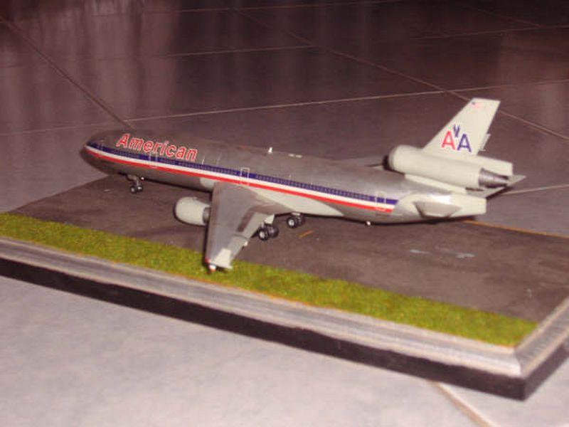 Maqueta MD-11 de Hasegawa 02