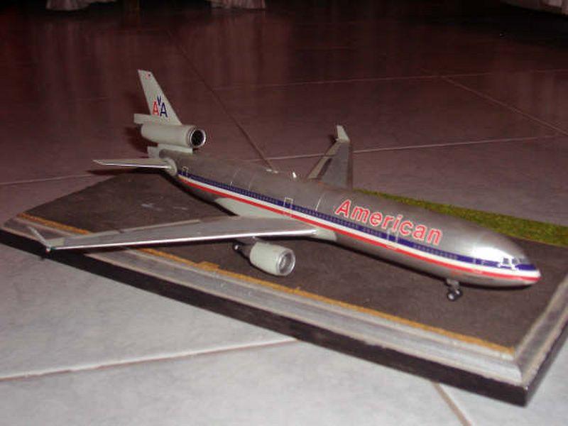 Maqueta MD-11 de Hasegawa 05