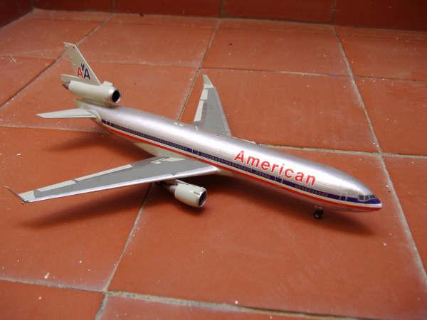 Maqueta MD-11 de Hasegawa 08