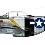 Nuevo P-51 de Italeri «Ases del Pacífico» a escala 1/48