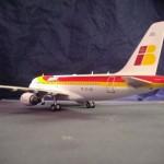 Maqueta Airbus A-319 01