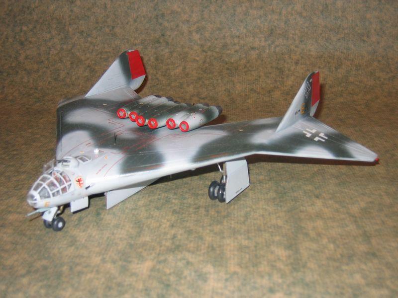 Maqueta Arado Ar-555A-1 de Revell 01