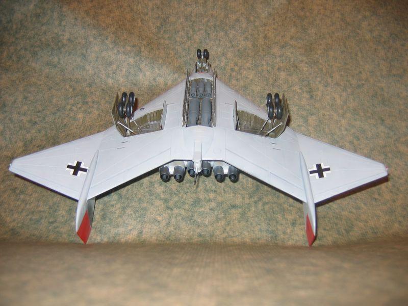 Maqueta Arado AR-555A-1 de Revell 02