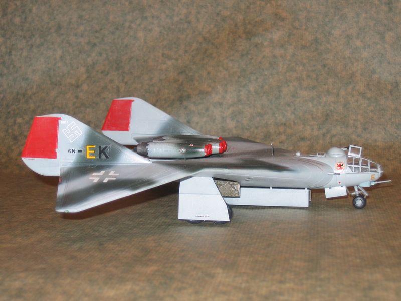 Maqueta Arado AR-555A-1 de Revell 03