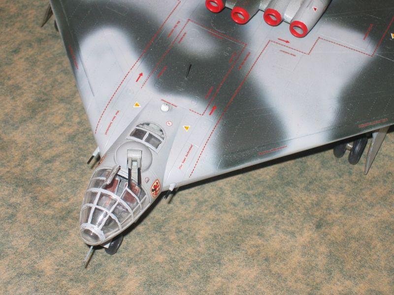 Maqueta Arado AR-555A-1 de Revell 04