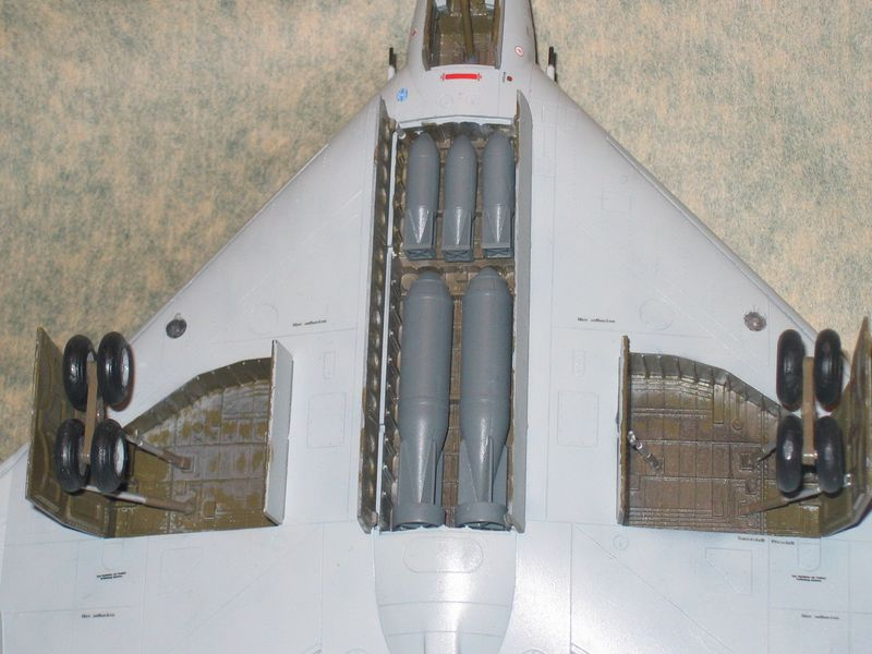 Maqueta Arado AR-555A-1 de Revell 05