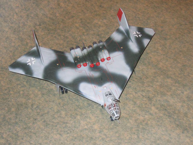 Maqueta Arado AR-555A-1 de Revell 06