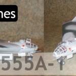 Maqueta Arado Ar-555A-1 de Revell a 1/72