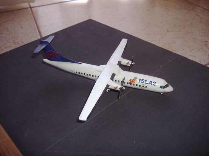 Maqueta ATR-72 02