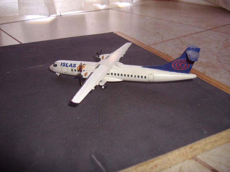 Maqueta ATR-72 04