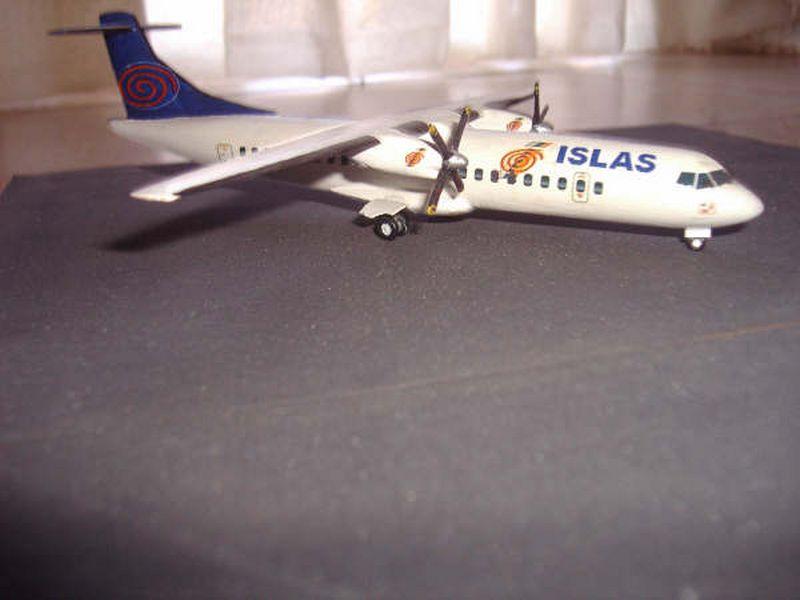 Maqueta ATR-72 07