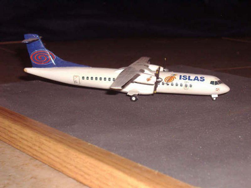 Maqueta ATR-72 08