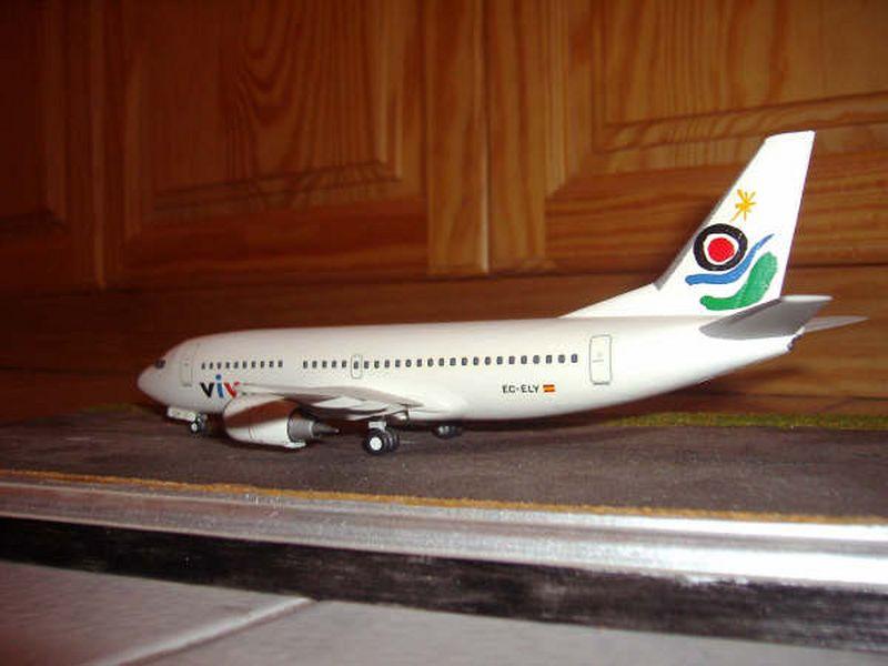 Maqueta Boeing 737-300 01