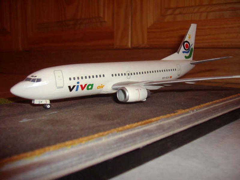 Maqueta Boeing 737-300 02