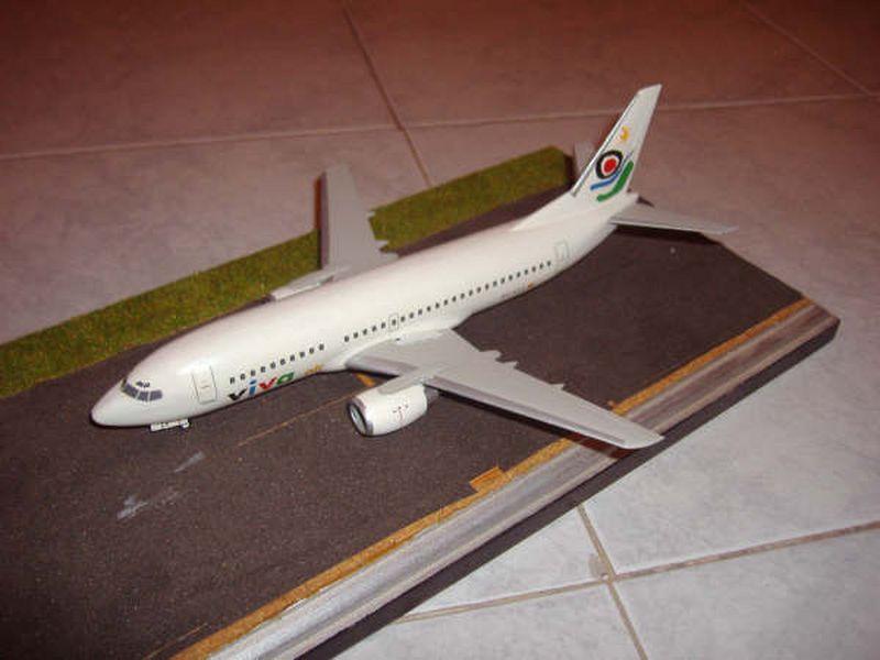 Maqueta Boeing 737-300 06
