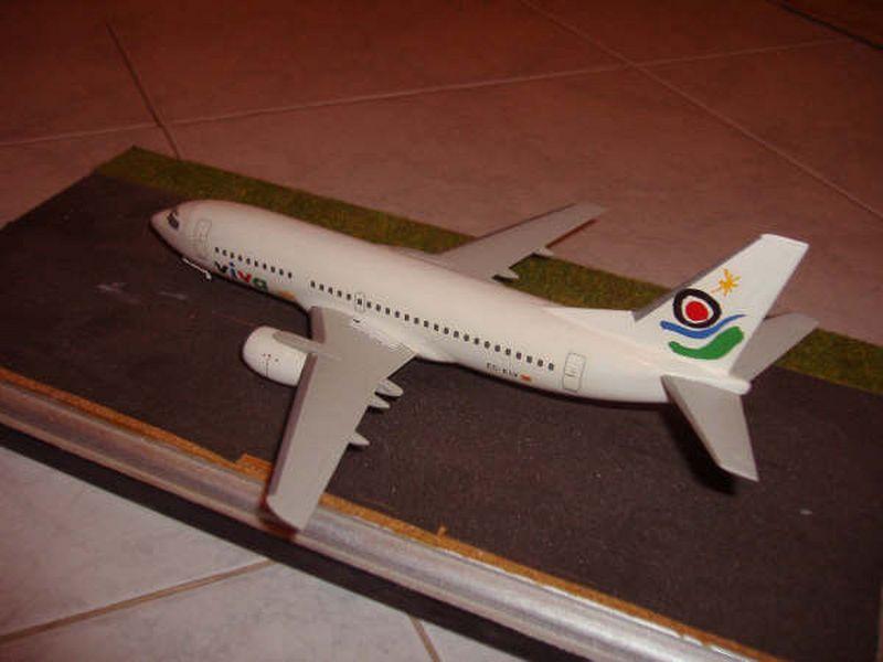 Maqueta Boeing 737-300 07