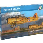 Ya disponible el Harvard Mk.IIa de Italeri