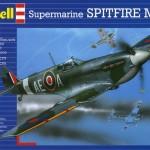 Sorteo: Gana una maqueta de Spitfire Mk.V de Revell