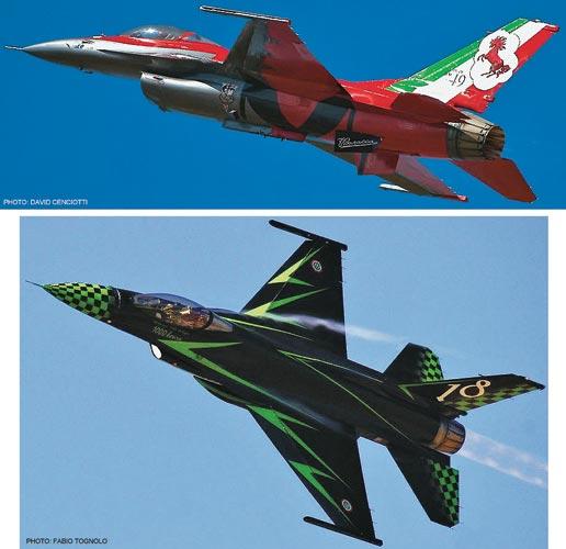 Maqueta F-16 ADF de Hasegawa