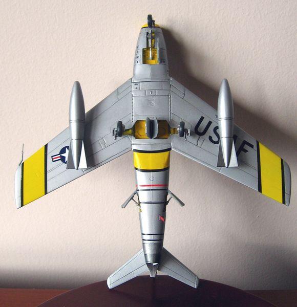 Maqueta F-86 Sabre 03