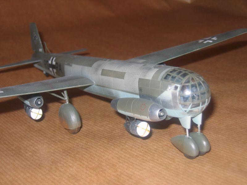 Maqueta Ju-287 05