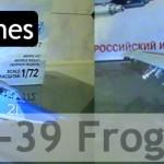 Maqueta Sukhoi Su-39 antitanque (Zvezda 1/72)