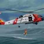 Nueva maqueta HH-60 Coast Guard de Italeri a 1/48