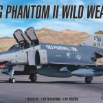 Nueva maqueta F-4G Wild Weasel de Revell a 1/32