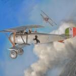 Aviones de la I Guerra Mundial, la nueva gama de Italeri