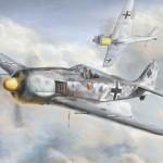 Nuevos Fw-190 y CANT Z 506 de Italeri