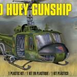 Nueva maqueta UH-1D Huey de Revell a 1/32