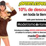 Descuento en la tienda de modelismo MadeInScale para lectores de ModelismoAviones